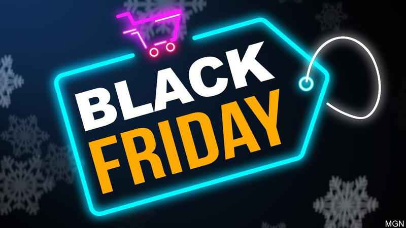בלאק פריידי Black Friday 1